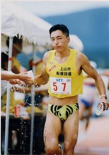 1991年 佐渡トライアスロン