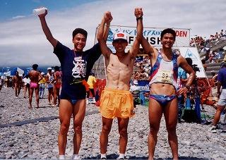 1993年 沼津トライアスロン駅伝